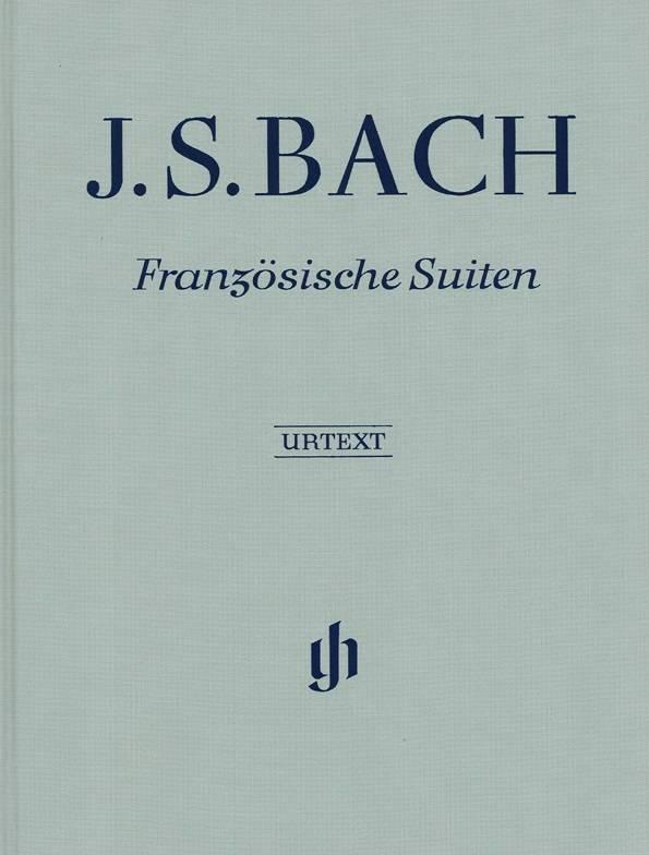 Henle Verlag Bach, J.S. | Franse Suites BWV 812-817 | Harde kaft