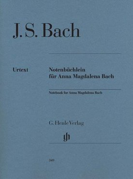 Henle Verlag Bach, J.S. | Notebook for Anna Magdalena Bach