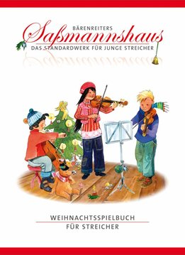 Bärenreiter Weihnachtsspielbuch | Kerststukken voor twee violen, altviool en cello