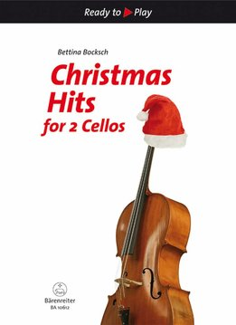 Bärenreiter Ready to Play | Christmas Hits | voor twee cello's