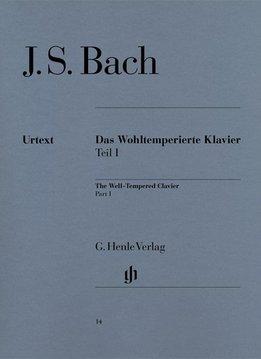 Henle Verlag Bach  | The Well-Tempered Clavier | Volume 1