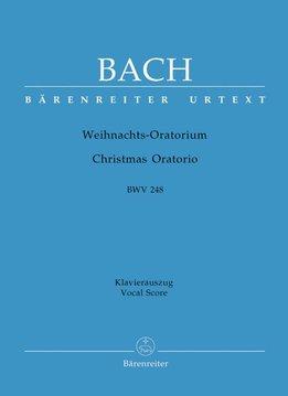Bärenreiter Bach | Weihnachtsoratorium BWV 248 | Piano-uittreksel