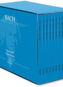 Bärenreiter Bach | De volledige Orgelwerken | 11 Volumes