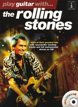 Wise Publications Play Guitar With... The Rolling Stones