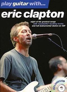 Wise Publications Play Guitar With... Eric Clapton