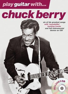 Wise Publications Play Guitar With... Chuck Berry