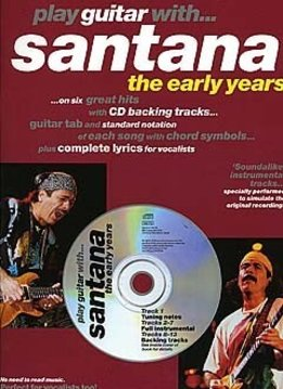 Wise Publications Play Guitar With... Santana (The Early Years)