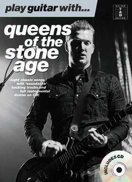 Wise Publications Play Guitar With... Queens Of the Stone Age