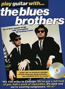 Wise Publications Play Guitar With... The Blues Brothers