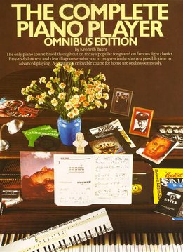 Music Sales The Complete Piano Player | Omnibus Edition
