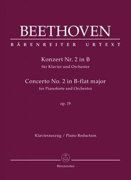 Bärenreiter Beethoven | Pianoconcert nr. 2 in Bes op. 19 | Piano-uittreksel