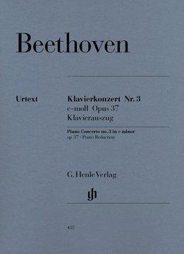 Henle Verlag Beethoven | Pianoconcert nr. 3 in c klein op. 37 | Piano-uittreksel