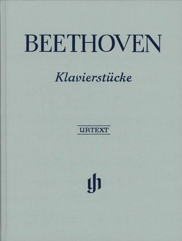 Henle Verlag Beethoven, L. van | Werken voor Piano  | Harde kaft