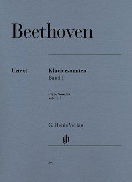 Henle Verlag Beethoven, L. van | Pianosonates Volume 1