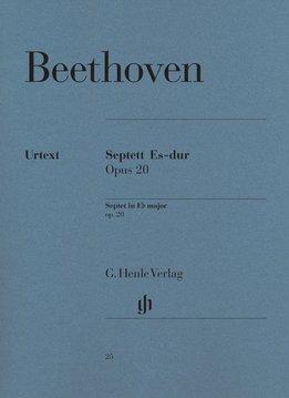 Henle Verlag Beethoven, L. van | Septet in Es op. 20