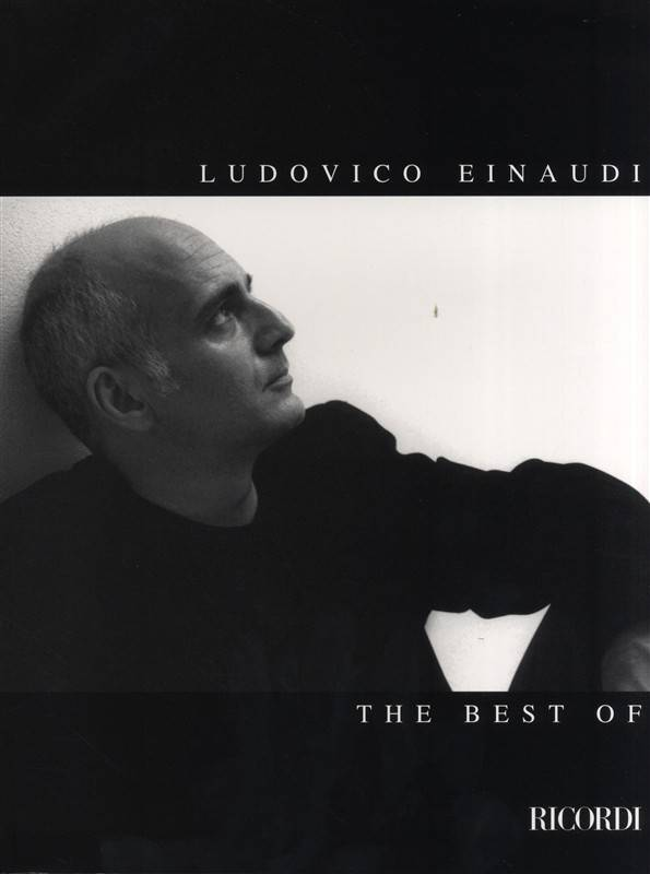 Wise Publications Ludovico Einaudi  | The Best Of