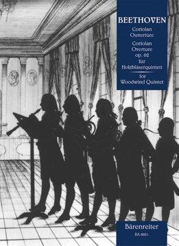 Bärenreiter Beethoven | Coriolan Ouverture op. 62 | Houtblazerskwintet