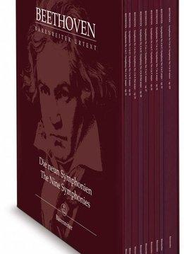 Bärenreiter Beethoven   De Negen Symfonieën   Luxe Boxed Set
