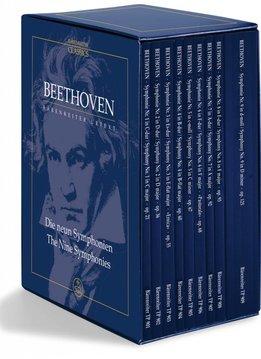 Bärenreiter Beethoven   De Negen Symfonieën (in pocketformaat)