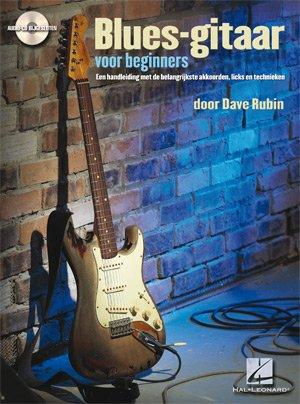 De Haske Blues-gitaar voor beginners | boek + CD