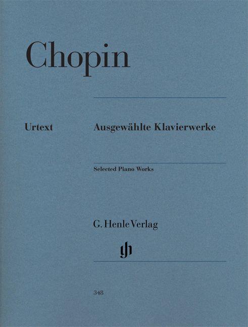 Henle Verlag Chopin, F. | Geselecteerde pianowerken