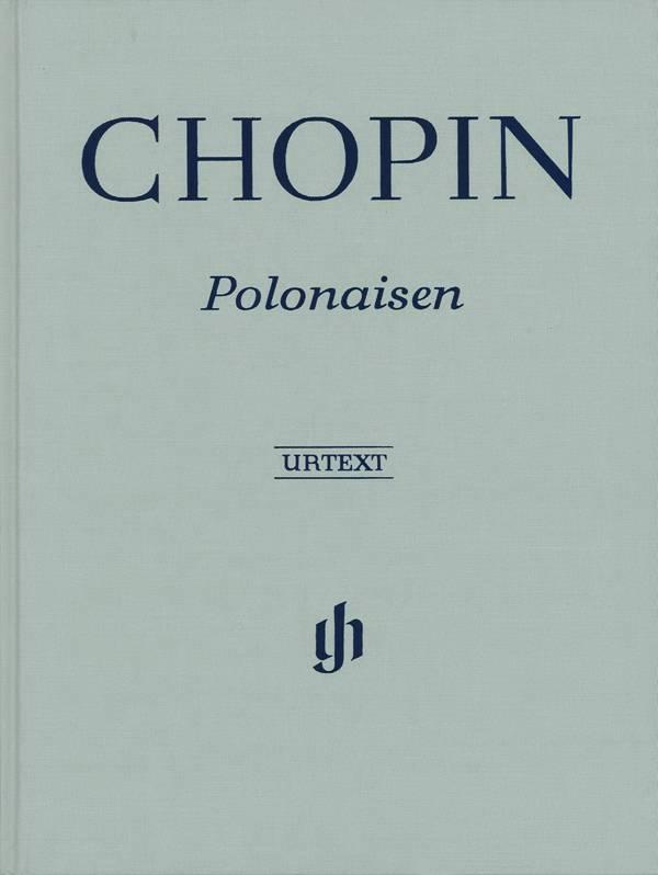 Henle Verlag Chopin | Polonaises | Harde Kaft