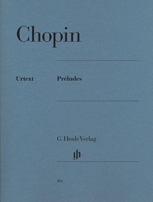 Henle Verlag Chopin, F. | Préludes