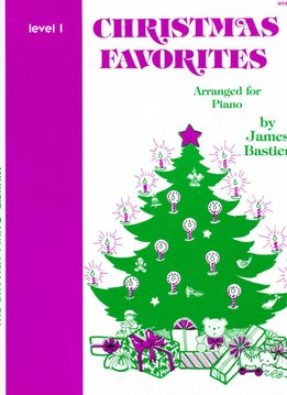 Kjos West Christmas Favorites, Level 1