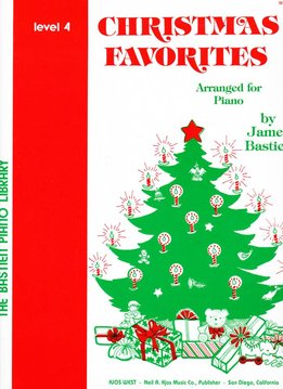 Kjos West Christmas Favorites, Level 4