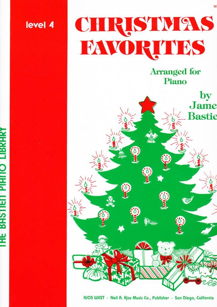 Kjos West Christmas Favorites, Level 4