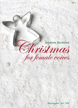 Bärenreiter Kerstmis voor vrouwenstemmen | Kerstliederen voor vrouw- of kinderkoren met pianobegeleiding