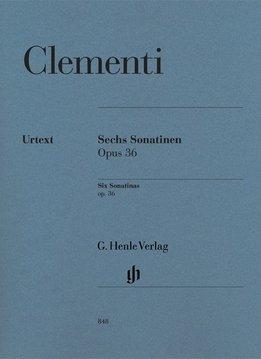 Henle Verlag Clementi, M. | Zes Sonatines op. 36