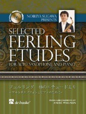 De Haske Complete Editie met geselecteerde Ferling Etudes