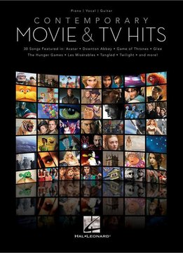 Hal Leonard Contemporary Movie & TV Hits