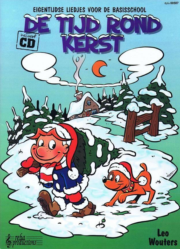Reba Liedjes Met Een Knipoog | De Tijd Rond Kerst (met CD)