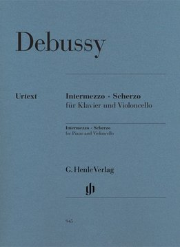 Henle Verlag Debussy, Claude | Intermezzo · Scherzo
