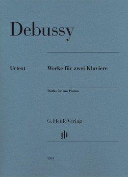 Henle Verlag Debussy, C. | Werken voor twee piano's