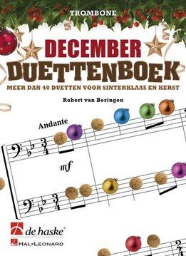 De Haske December Duettenboek | Trombone