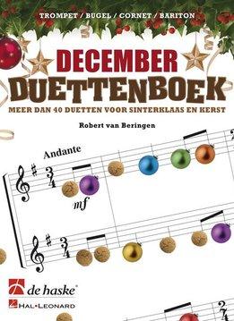De Haske December Duettenboek | Trompet