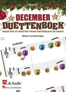 De Haske December Duettenboek | Viool