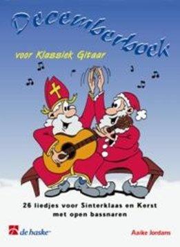 De Haske Decemberboek voor klassiek gitaar
