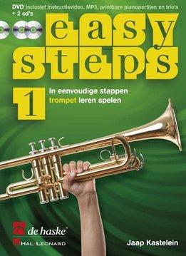 De Haske Easy Steps 1 | Methode voor Trompet