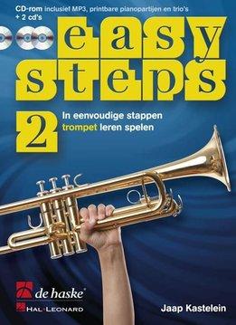 De Haske Easy Steps 2 | Methode voor Trompet