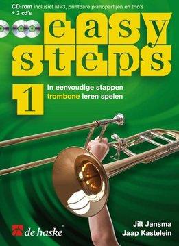 De Haske Easy Steps 1 | Methode voor Trombone