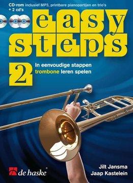 De Haske Easy Steps 2 | Methode voor Trombone