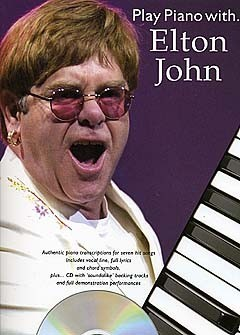 Wise Publications Play Piano With... Elton Joh