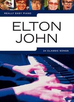 Wise Publications Elton John | Really Easy Piano: Elton John