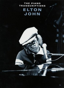 Wise Publications Elton John | The Piano Transcriptions | Songbook