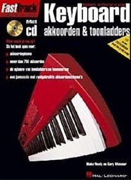 De Haske FastTrack | Keyboard akkoorden & toonladders (NL)