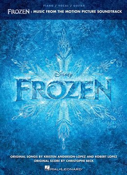 Hal Leonard Frozen | Music from the Motion Picture Soundtrack